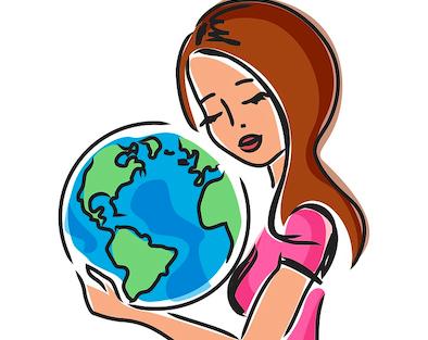 Earth Day. Credit: Natalia Lavrinenko