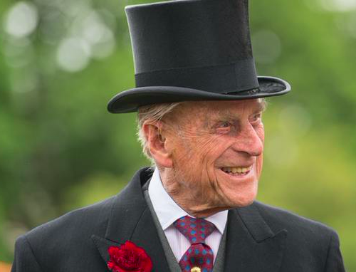Duke of Edinburgh (title). Credit: iTV Report/Dominic Lipinski/PA