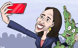 Jacinda Ardern cartoon. Credit to Wes Mountain/The Conversation, CC BY-ND