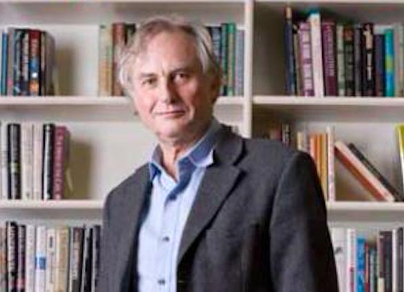 Richard Dawkins. Credit to BBC