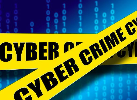 Cyber Crime. Credit to Gerd Altmann (title)
