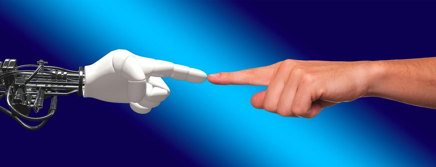 Artificial Intelligence (AI). Credit to Gerd Altmann