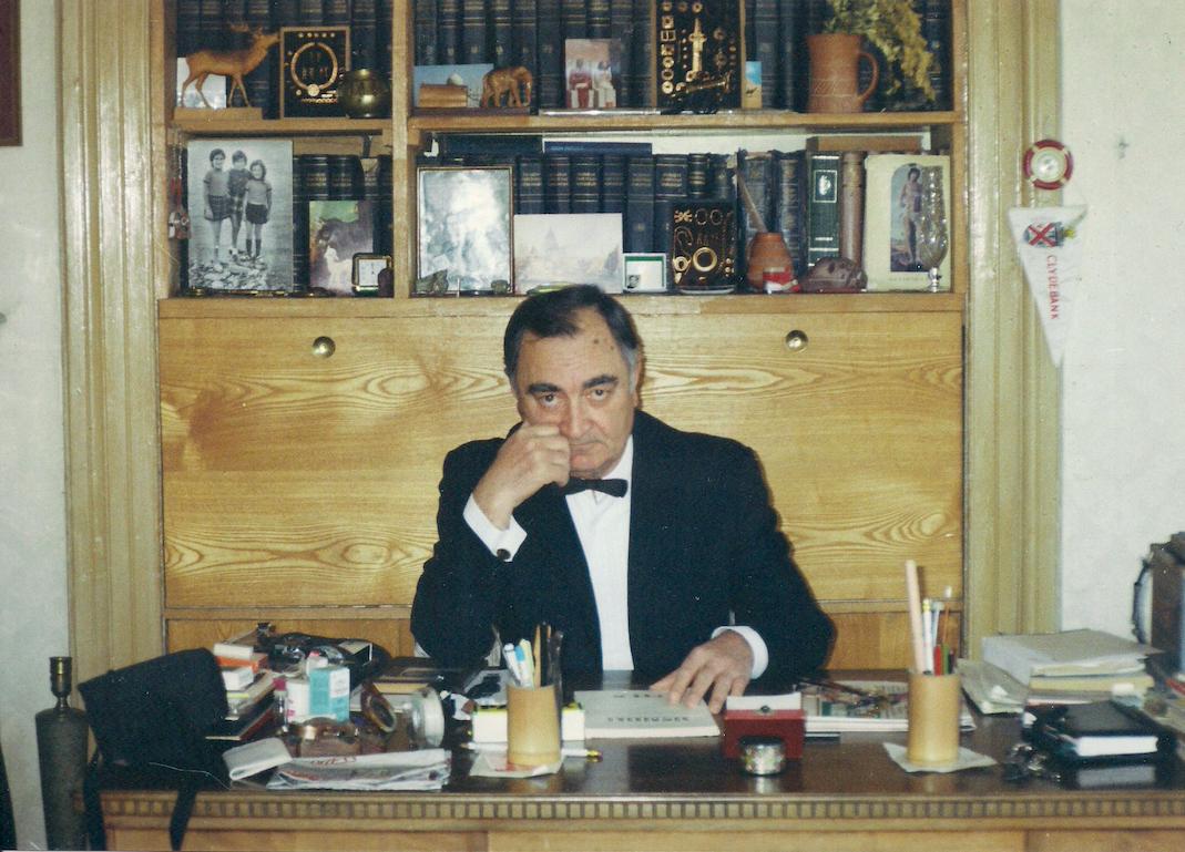 Zurgan Gemazashvili (The Late Research Fellow at BRAMS)