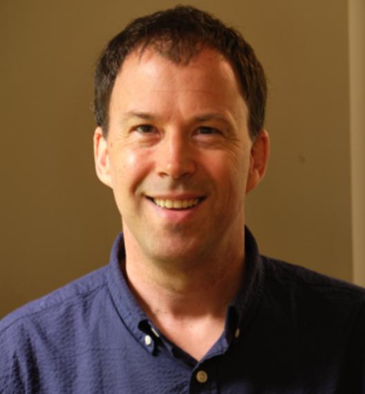 Dr Andrew Marble. Credit: University Press of Kentucky/Amazon