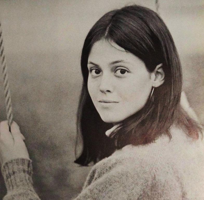 Sigourney Weaver in 1967. Credit: Bryan Wake