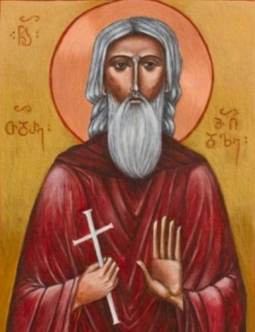 Icon of Saint Theodore of Kvelta. Credit: Karibche Ambebi Ge