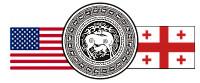 Institute of American Studies at Tbilisi State University (logo)