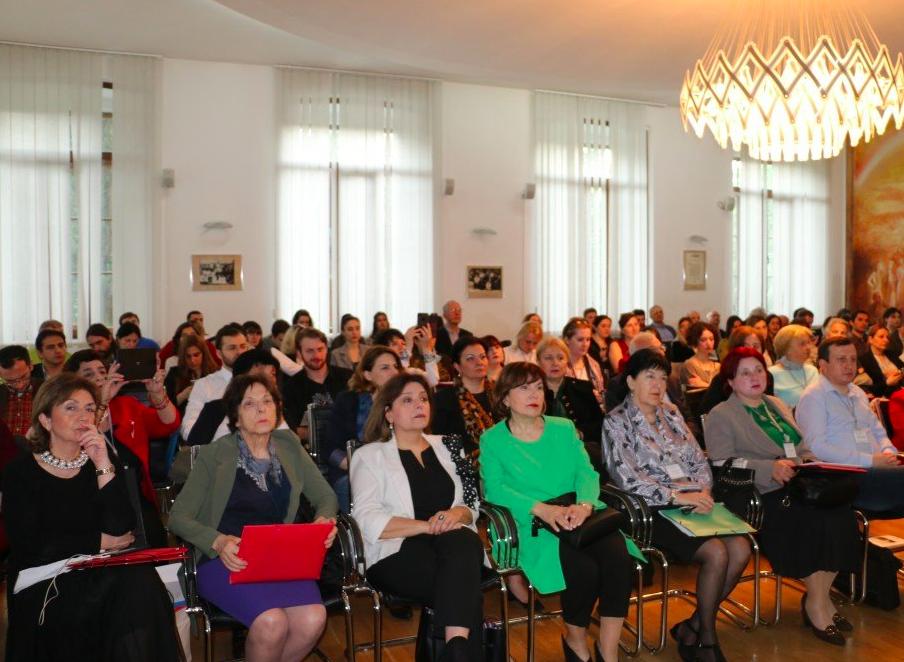 American Studies Conference 2019. Credit: BRAMS/Maia Nadareishvili