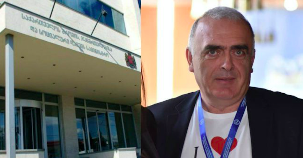 Georgian Ministry of Health requests release of the doctor. Credit: Media Holding Kvira