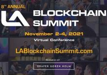 LA Blockchain Summit 2021. Credit to Eventbrite